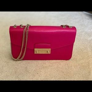 Furla Hot Pink shoulder bag